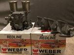 Weber 45-DCOE  for sale $550