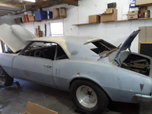 1968 pro street firebird  for sale $9,000