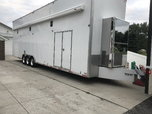 Performax 36FT Air Ride Stacker Trailer