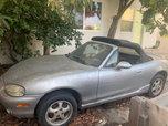 1999 Mazda Miata   for sale $5,000