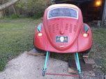 ***69 VW RAT ROD WITH ATTITUDE***