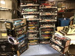 21 die cast 1:18th scale cars   for sale $500
