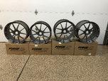 Forgeline Wheels for 991 Porsche GT3  for sale $4,900