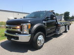 2017 Ford F550 Super Duty Diesel Rollback/Commercial Wrecker  for sale $52,995