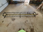 Double stack racing gokart tire rack. 10 ft. In length.&nbsp  for sale $125