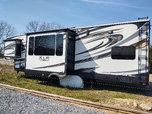 2015 Forest River XLR Thunderbolt 340X12HP  for sale $45,000