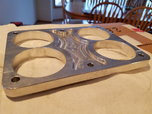 Carb Shear Plate - 2.800, Stretched Dominator by CFM  for sale $150