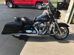 2013 HD Streetglide 107  for sale $15,000