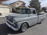 1959 Chevy Short Bed,