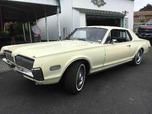 1968 Mercury Cougar  for sale $16,500