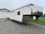 52' Motorsports Living Quarter Trailer with Dragster H  for sale $82,000