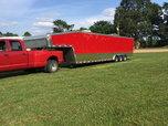 40 ft Custom Racecar trailer  for sale $19,000