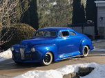 1941 chopped coupe all steel