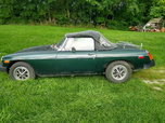 1974 MG MGB  for sale $4,499