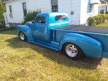 "Beautiful 1950 Chevy Custom Truck. (Top Chopped 3"" Grea"