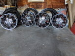 CABO rims and Kumho tires  for sale $900