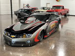 **LIKE NEW** BICKEL NOS TOP SPORTSMAN CHEVY CAMARO WITH 855   for sale $225,000