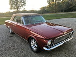 63 Plymouth Valiant Convertible  for sale $22,900