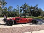 Never Raced Van Diemen Racecar  for sale $42,000