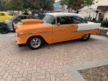 1955 Chevy pro street 210 post   for sale $30,000