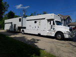 2013 Show Hauler and 2016 United Stacker  for sale $245,000
