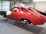 tube chassis vega  for sale $9,000