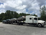 2007 Hino Car Hauler with Take 3 trailer  for sale $28,000