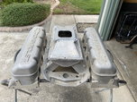Gm splayed aluminum heads for small block Chevy  for sale $3,500