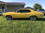 73 Nova, 2 door  for sale $9,999