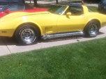 1979 custom corvette