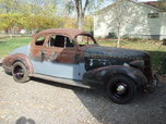 37 Pontiac 8CA Sports Coupe  for sale $10,000