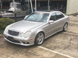 2003 Mercedes-Benz E55 AMG  for sale $13,500