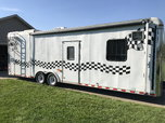 2000 Pace American Large Enclosed Race Trailer  for sale $5,000