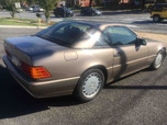 1990 Mercedes-Benz 500SL  for sale $10,900