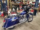 2007 Harley Davidson street glide  for sale $16,000
