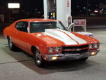 1970 Chevrolet Chevelle  for sale $57,000