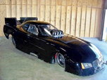 Funny car, Big Show! AA/FC, car and trailer   for sale $395,000