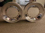 (2) 15x4 American Racing Pro Series  for sale $300