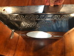 Chrome American Race Cars Dragster Scoop  for sale $100