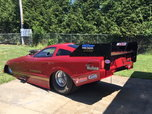 Race Ready Top Alcohol Mustang Funny Car