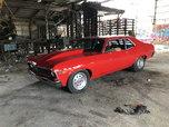 1969 chevy nova 496 bbc auto true ss trade