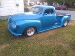 Beautiful 1950 Chevy Custom Truck