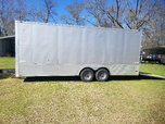 2014 Freedom enclosed trailer  for sale $7,500