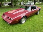 1980 Pontiac Firebird  for sale $4,000