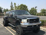 2004 FORD F350 CREW CAB DUALLY