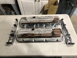 Big Block Chevy Chrome Valve Covers  for sale $50