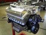 388 Stroker, Eagle Crank & Rods, Liberty Aluminum Heads