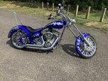 custom bike   for sale $13,500