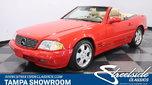 1999 Mercedes-Benz SL500  for sale $16,995