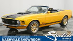 1970 Ford Mustang  for sale $72,995